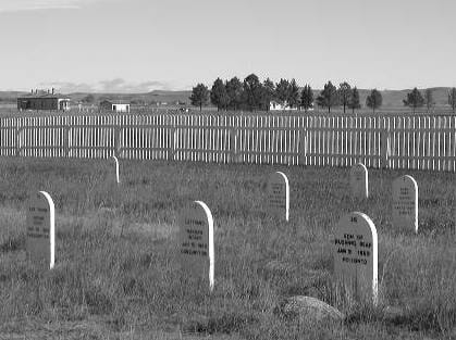fort Buford murder/suicide cemetery
