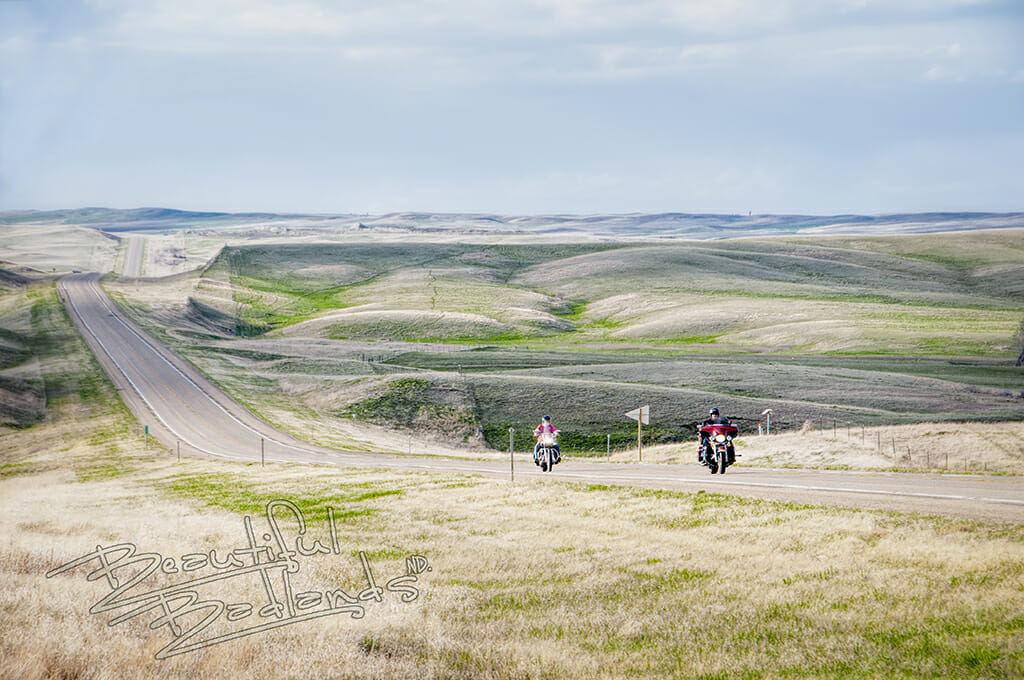 Eastern Montana loves Motorycles open highways and hills