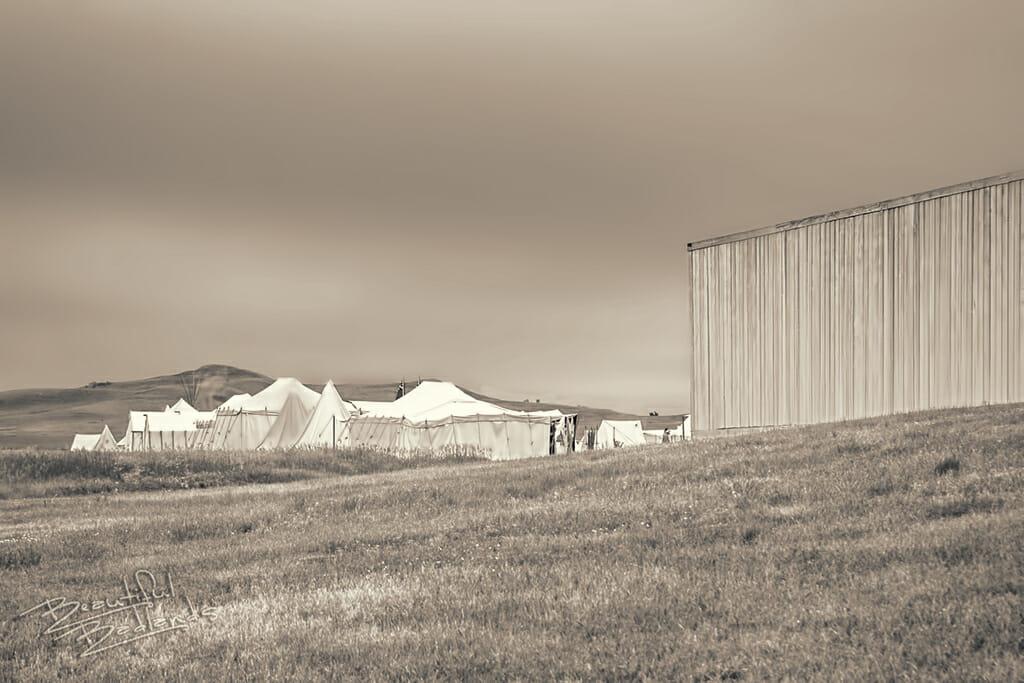 Fort Union rendezvous exterior