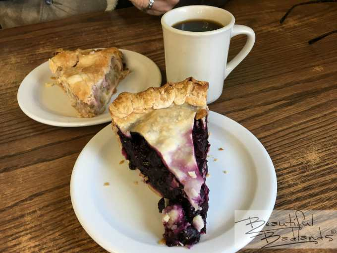 Tasty Tuesday! Best pies around might just might be at Four Corners Cafe in Fairfield, North Dakota