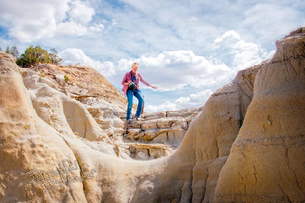 Achenbach trail rocks