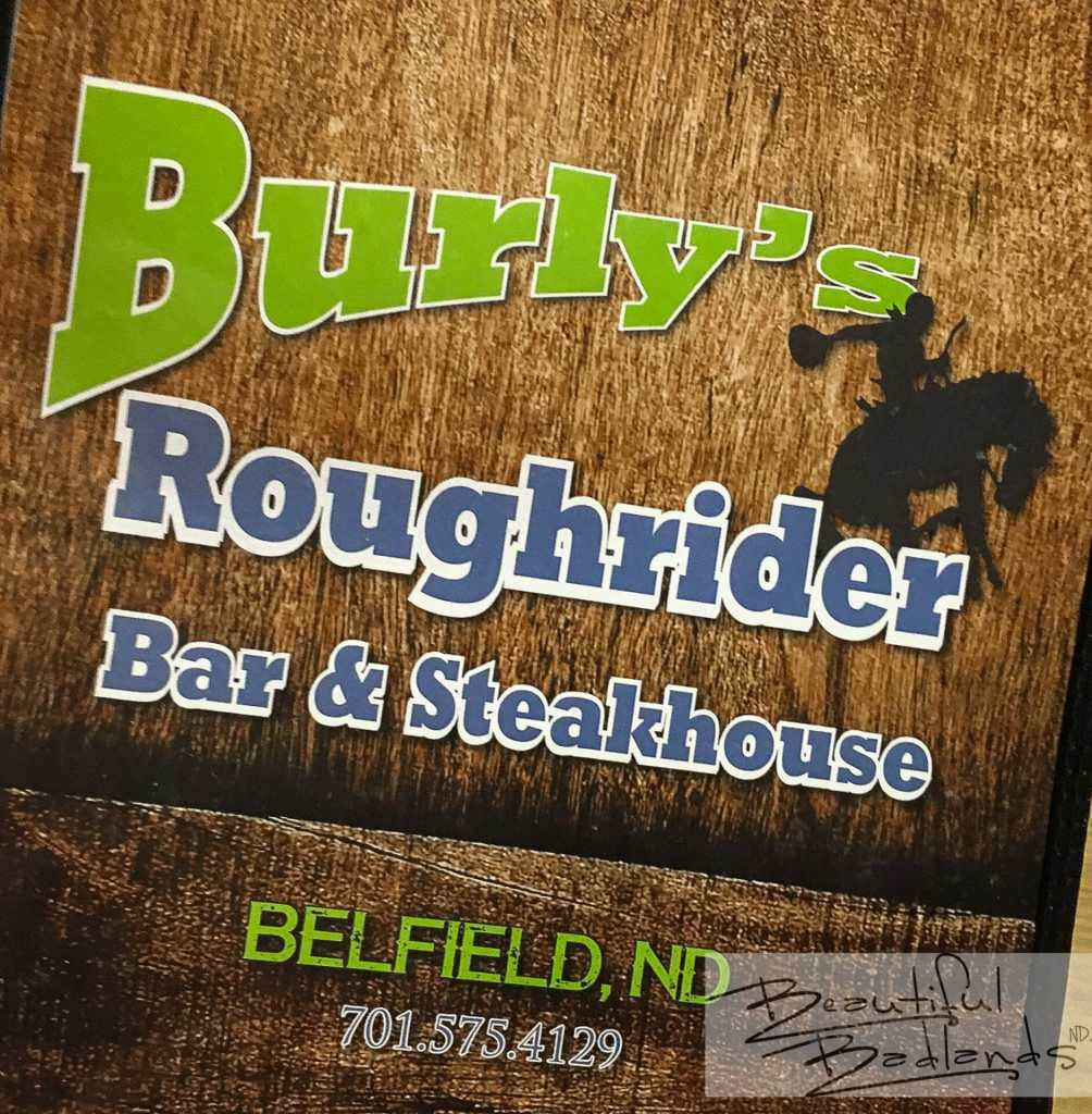 Burly's Roughrider Bar & Steakhouse is an excellent choice!