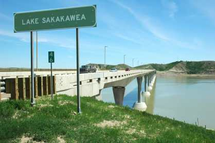 four bears bridge scenic highway 22 north dakota badlands an easy scenic drive