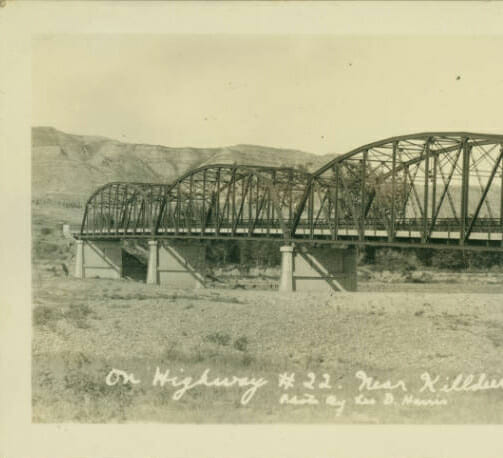 scenic highway 22 lost bridge 1922