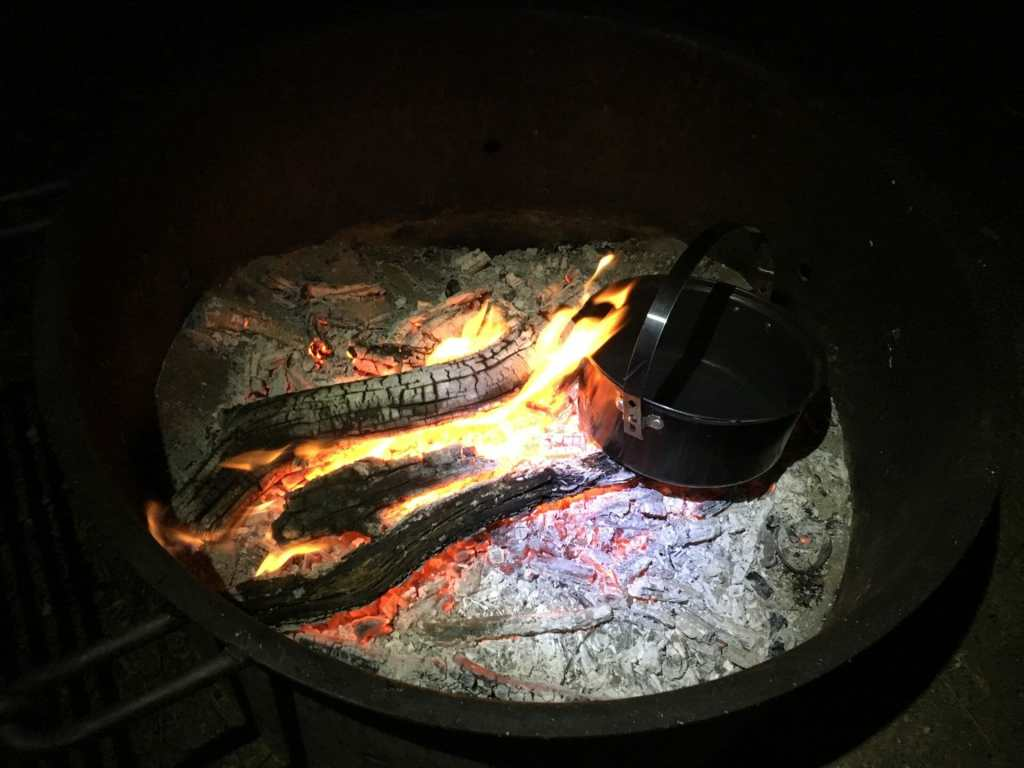 campfire elkhorn camping