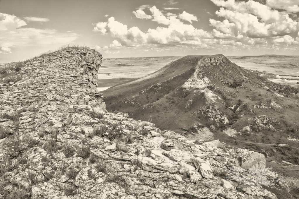sentinel butte geology