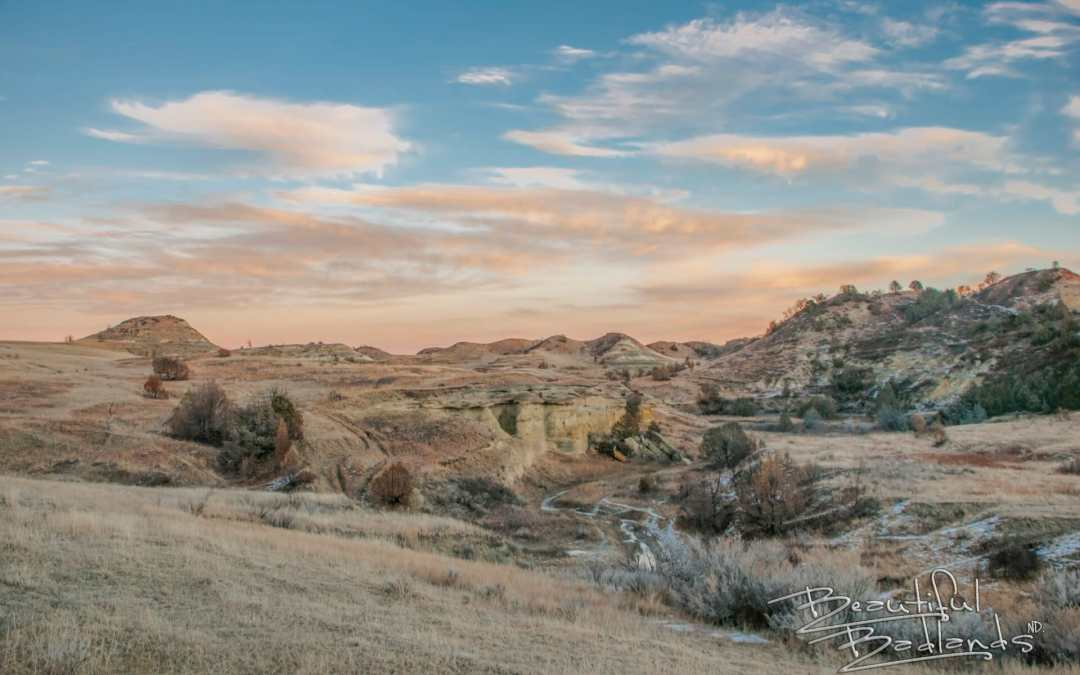 A second idea to get off the beaten path in the Badlands