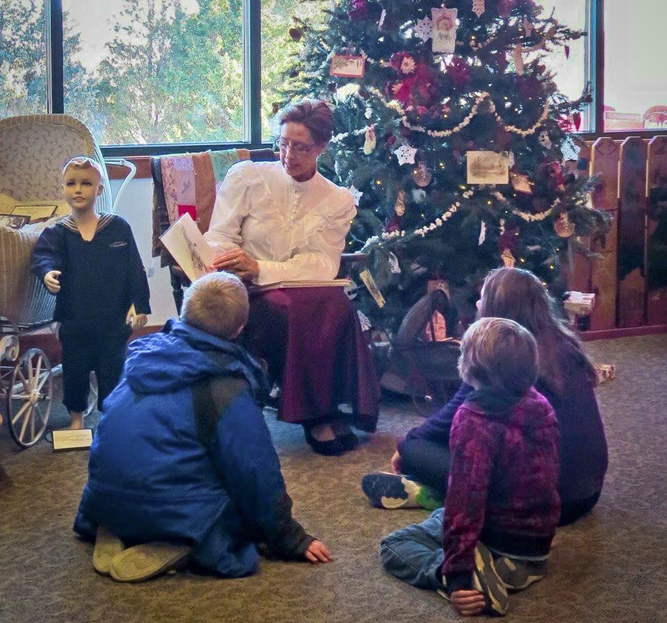 Christmas Traditions Through the Generations in McKenzie County