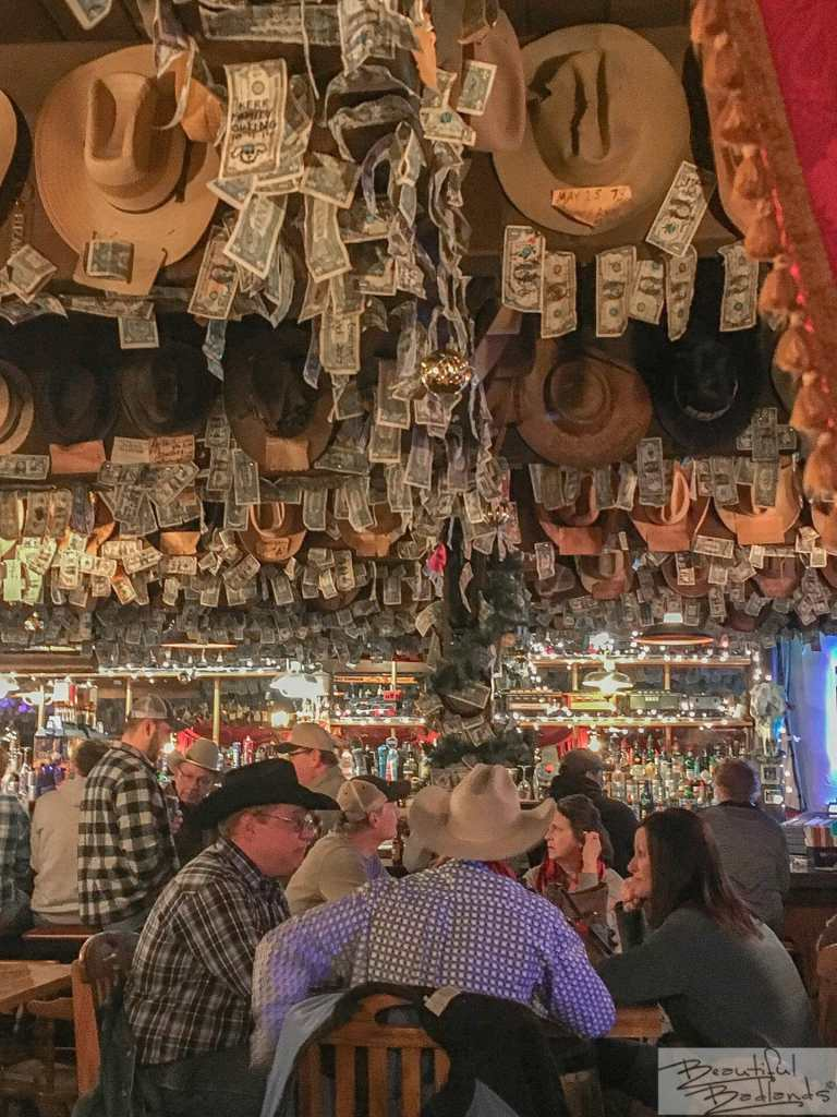 Little Missouri Saloon & Dining Is The Gathering Place of Locals, and Tourists!