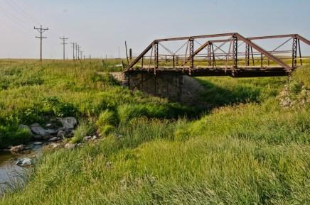 pony truss bridge