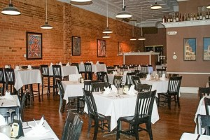 Fine Dining at BrickHouse Grille, Dickinson, North Dakota. Photo courtesy the Brickhouse Grille Facebook page.