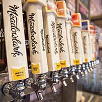 Always A Variety of Fresh, Unique Brews at Meadowlark Brewing in Sidney, Montana.   Photo courtesy the Meadowlark Brewing Facebook page.
