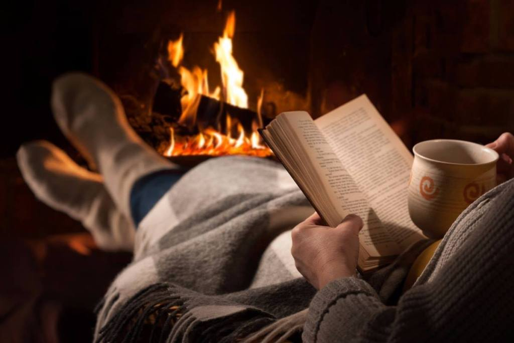 Relax, Get Cozy. Hygge!