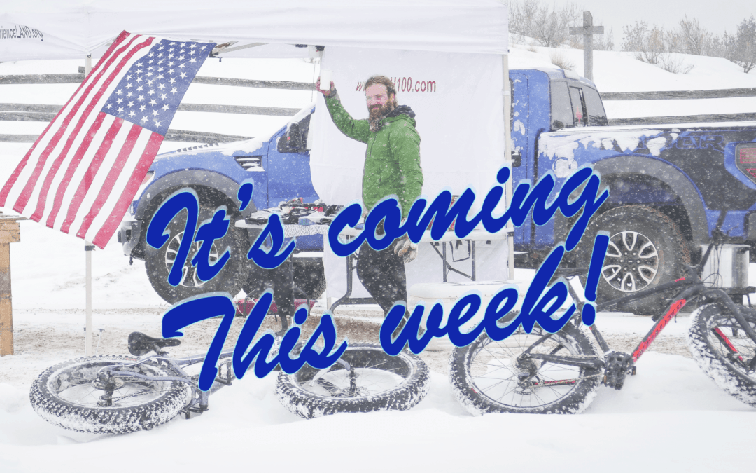 It's coming this week! — prepare thyself for frozen crazy fun