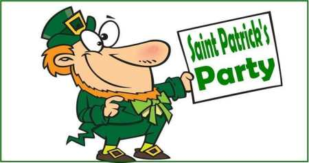 Celebrate St. Patrick's Day at the South 40, Sidney, Montana