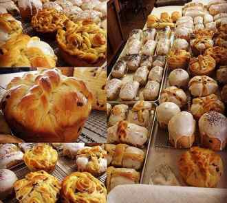 Paska! Easter Breads and Cakes of Four Corners Cafe & Catering, North Dakota