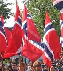 Norwegian Flag Norwegian immigrants made up the majority of settlers in many areas of northwestern North Dakota at the turn of the twentieth century.