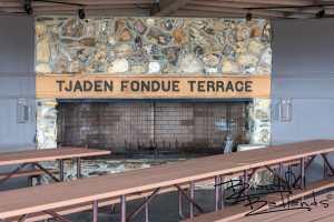 Tjaden Fondue Terrace, Medora, North Dakota