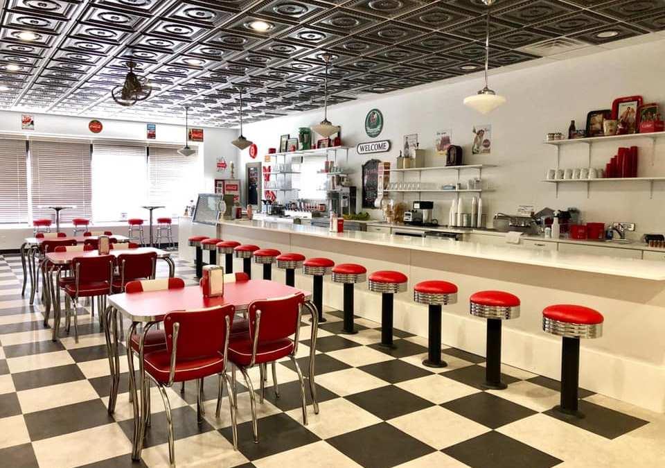 Tioga Drug & The Soda Shoppe, Tioga, North Dakota