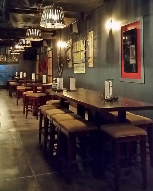 Quinn's Bar and Diner, Williston, North Dakota