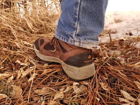 vasque hiking boot