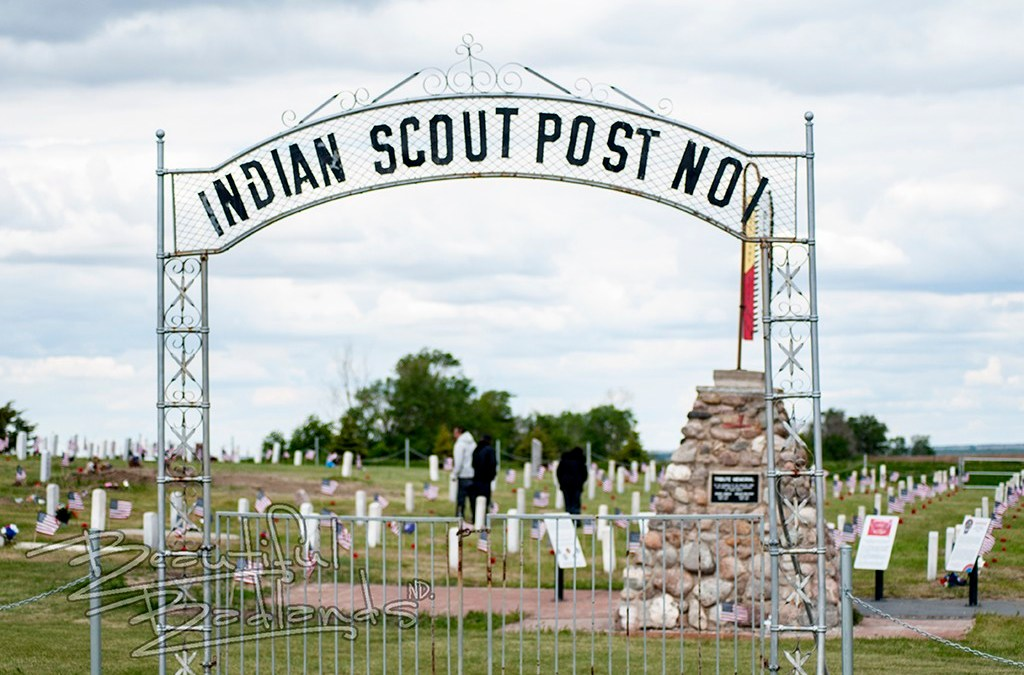 An Indian Scout Cemetery is one of six top Badlands Attractions in 2021