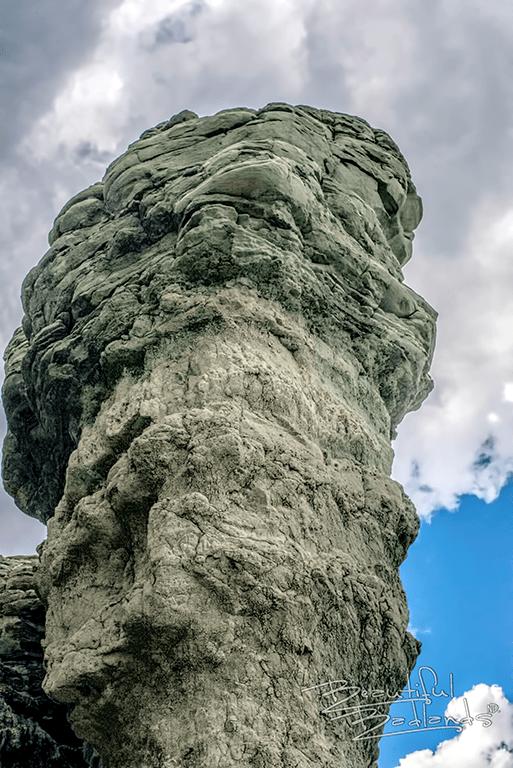 Towering rock at Capitol Rock