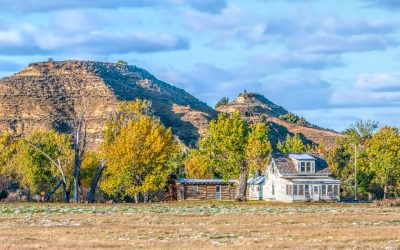 Peace Returns to Peaceful Valley Ranch — like it was 100 years ago.