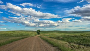 An exploration we have repeated several times across the seasons is that of Old Highway 16 in western North Dakota. Those gravel roads! Find out more here: https://wp.me/p8zmWn-26I