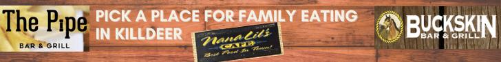 killdeer restaurant ad