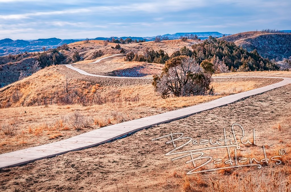 How to plan a hike in the Badlands — with comments