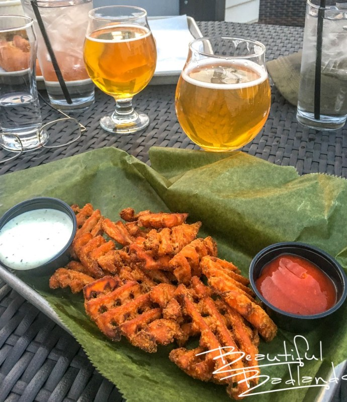 Sweet Potato Fries and Great Brews at Meadowlark Brewing in Sidney, Montana