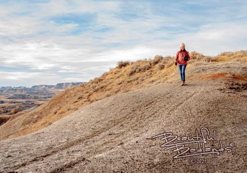 smallhill mary hikes terry badlands