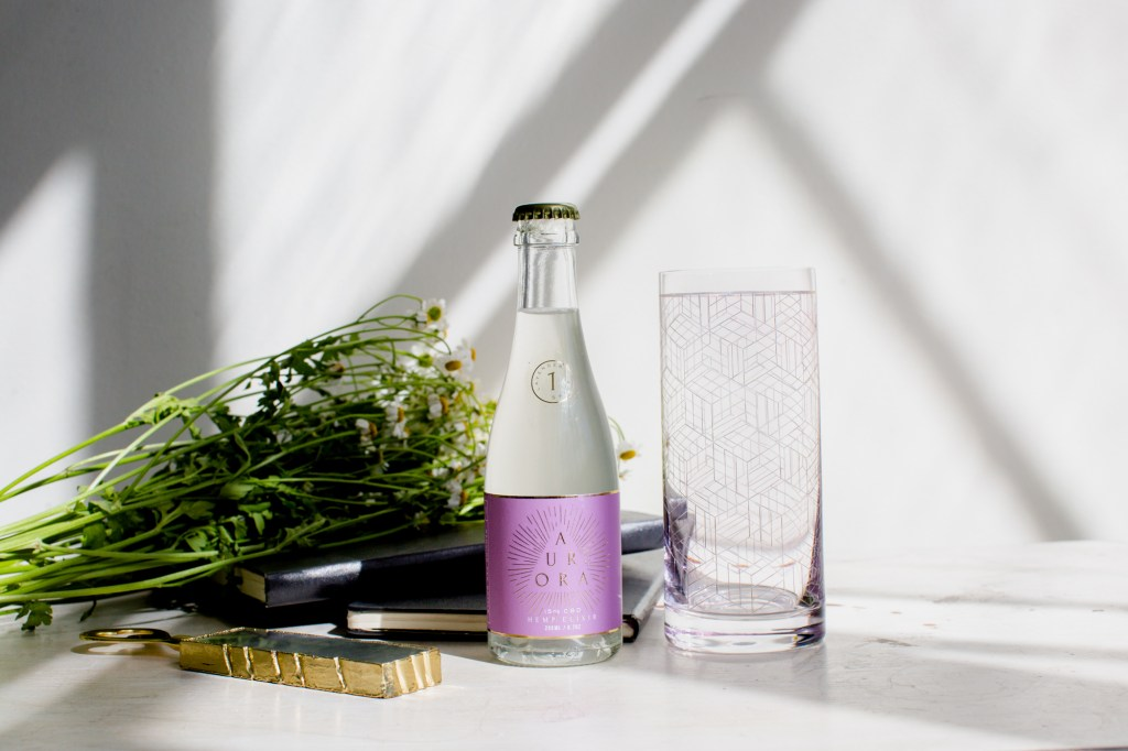 , New CBD Tonic Brand, Aurora Elixirs, Launches Nationwide Sales