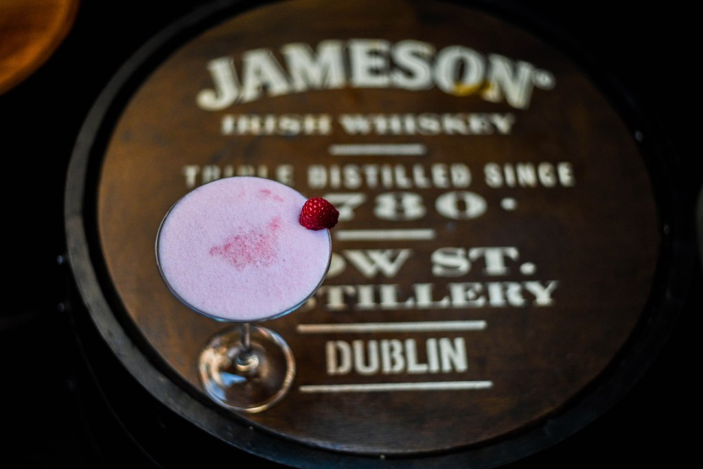 , Dublin Cocktail and Whiskey Adventure