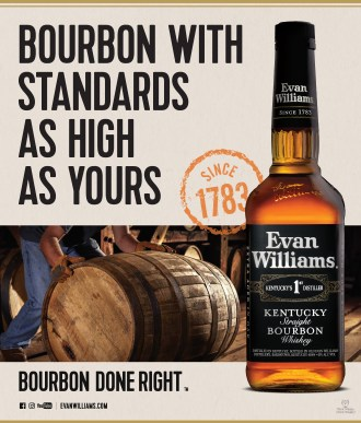 , Evan Williams is Bourbon Done Right