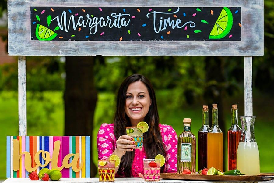 , DIY Margarita Bar