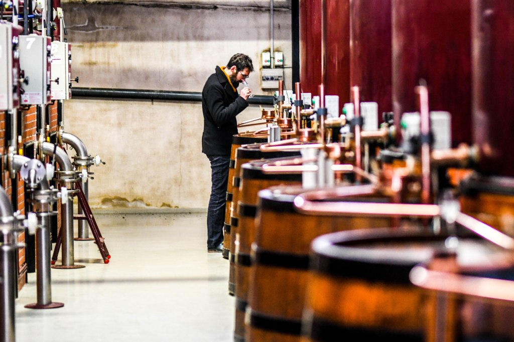 , What Goes into a Cognac?