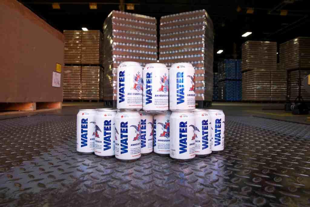 , Anheuser-Busch Expands Emergency Drinking Water Program