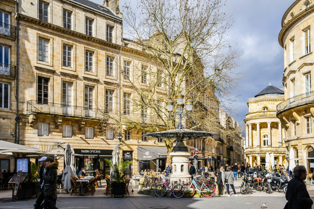 , Bordeaux Bar, Wine and Restaurant Recommendations
