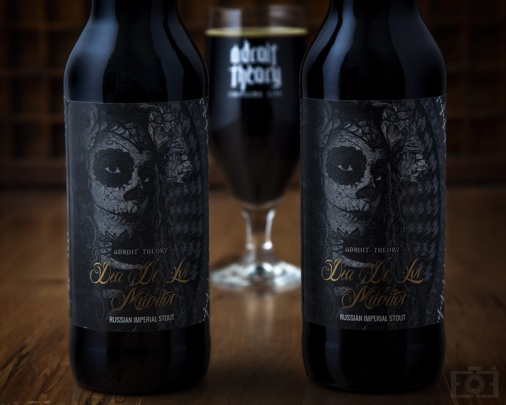 , Catoctin Creek Distilling Company partners with Adroit Theory Brewing Company to launch wicked whisky Día de los Muertos
