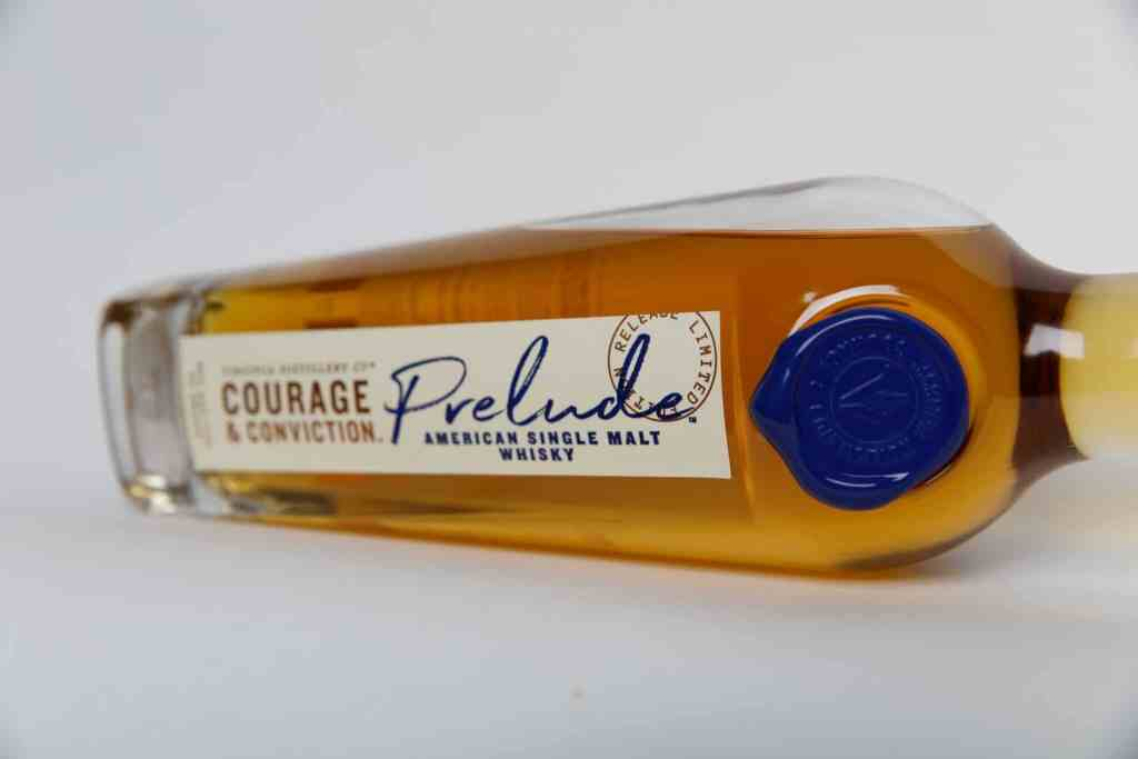 , Virginia Distillery Company releases 'Prelude: Courage & Conviction'