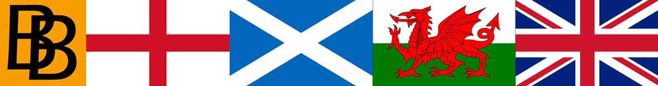 Britain's Flags