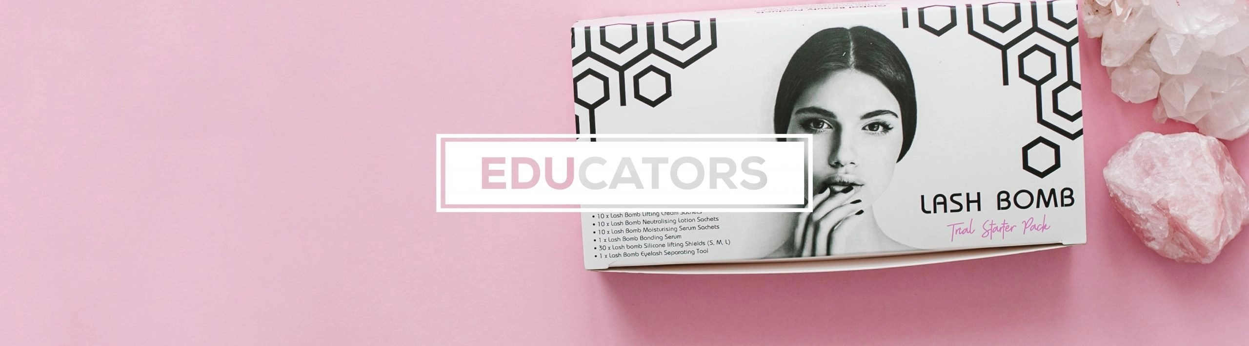 Educator Banner education and training website