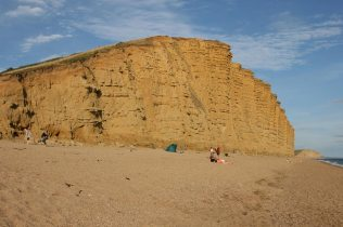 East Cliff, West Bay, near Bridport