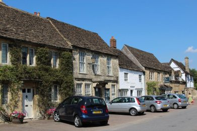 Cottages, High Street, Lacock