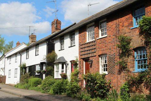 Cottages, Walkern Road, Benington
