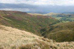 Grindsbrook Clough, from Kinder Plateau
