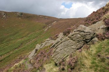 Kinder Plateau, from Ringing Roger