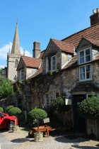 King John's Hunting Lodge and Wiltshire Crafts, Lacock